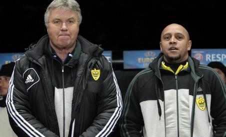 Главный тренер махачкалинского «анжи» гус хиддинк в ближайшее время может покинуть команду