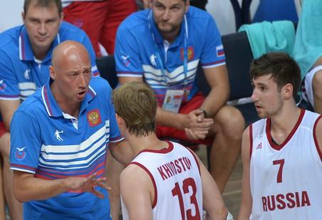 Главный тренер мужской сборной россии по баскетболу фотис кацикарис покидает свой пост