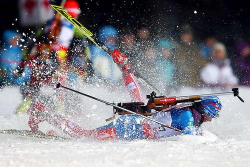 Глазырину дисквалифицировали за допинг. русский биатлон ждет крах
