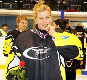 Голкипер женской сборной россии анна пругова – о хоккее и не только