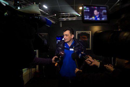 Горан бошкович: против нидерландов должны сыграть еще агрессивнее - «баскетбол»