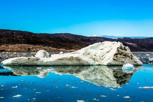 Гренландия была зелёным островом всего один миллион лет назад