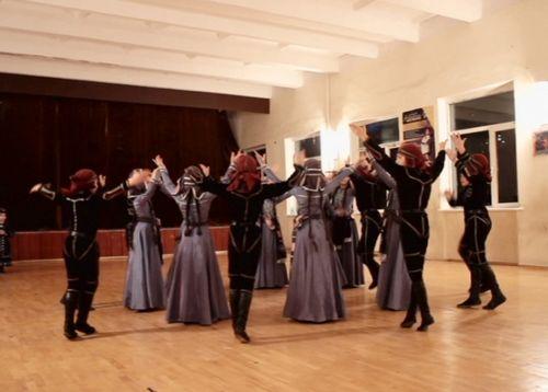 Грузинские народные танцы: равнодушных нет