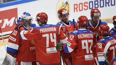 Хоккей. итоги третьего этапа евротура