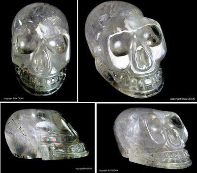 Хрустальный череп баварии