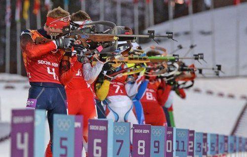 Ibu отстранил отсоревнований двух российских биатлонистов иоткрыл 29 дел - «спорт»