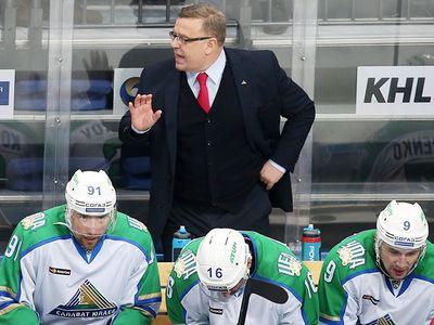 Игорь захаркин может быть уволен из хоккейного «салавата юлаева»