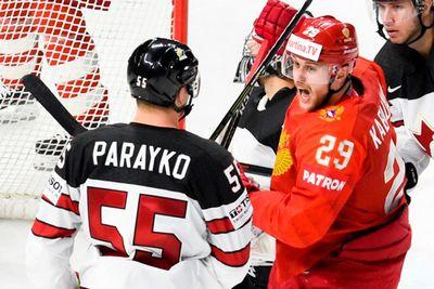 Игроки сборной россии — о четвертьфинале с канадой и удалении капризова