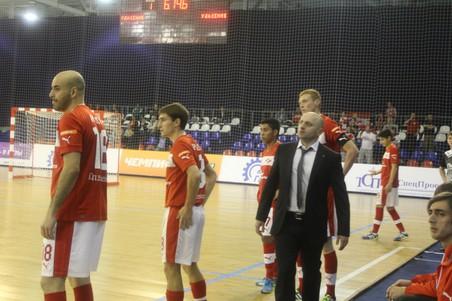 Интервью главного тренера мфк «спартак» бесо зоидзе о перспективах возрожденной команды