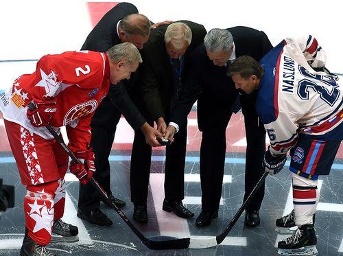 Интервью с легендой шведского хоккея матсом нэслундом