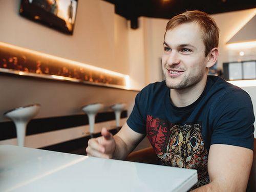 Интервью с защитником «трактора» артёмом бородкиным