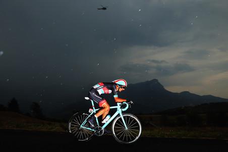 Итоги 18-го этапа велогонки тур де франс