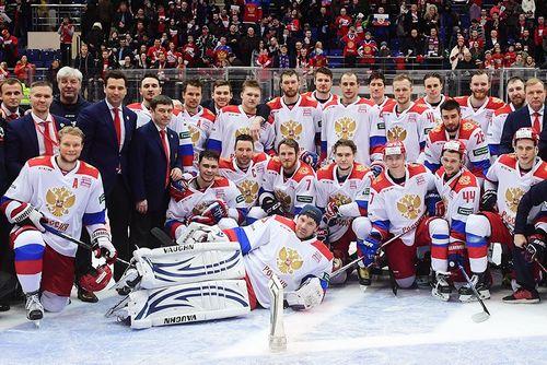 Итоги кубка первого канала для сборной россии