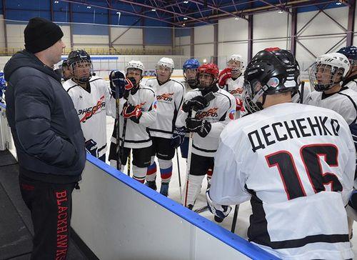Иван новосельцев — о карьере в нхл и любительском хоккее