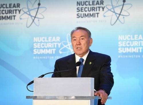 Япония приветствует инициативу н.назарбаева о проведении антиядерного саммита в рк