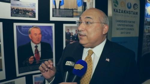 Эксперт сша: манифест президента казахстана призван погасить пламя войны