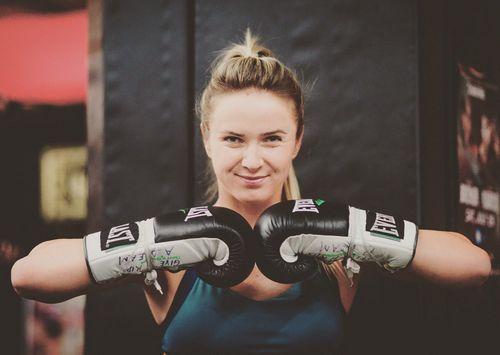 Элина свитолина: «у меня были билеты на бой кличко - джошуа, но на следующий день я сама играла в финале турнира»