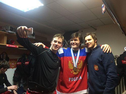 Юниорская сборная россии выиграла бронзовые медали чемпионата мира