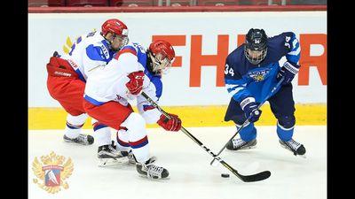 Юниорский чемпионат мира по хоккею — 2018. финляндия — россия — 5:4