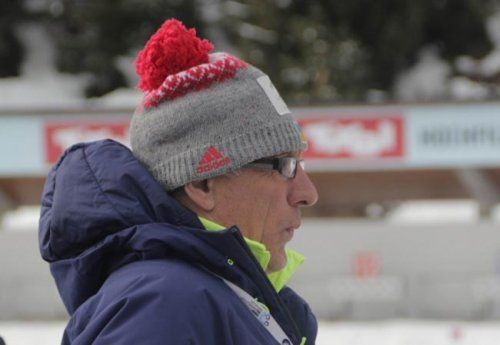 Юрай санитра: не снимаю с себя вины за результат биатлонистов - «спорт»