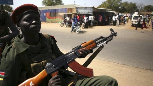 Южный судан за последний месяц покинули более 60-ти тысяч человек