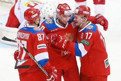 Как хоккеисты сборной россии сыграли в матче с беларусью перед олимпиадой