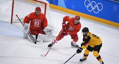 Как россия и германия готовятся к финалу олимпиады по хоккею
