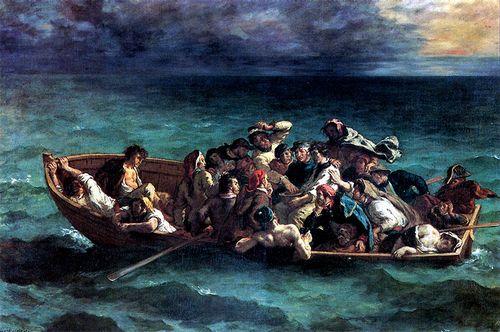 Как выжить в море или океане