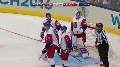 Канада – чехия – 6:0 – обзор матча кубка мира по хоккею – 2016