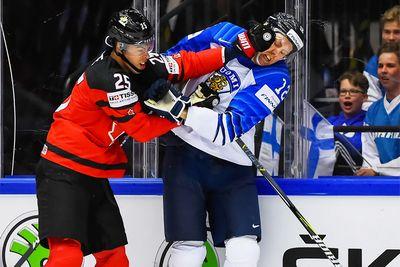 Канада — финляндия — 1:5, обзор матча чемпионата мира по хоккею–2018