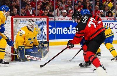 Канада обыграла швецию со счётом 3:1 в финале мчм-2018
