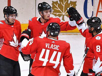 Канада — сборная европы на кубке мира: мнения бэбкока, крюгера, кросби
