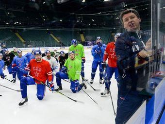 Капризов ска не боится. москвичи готовятся к полуфиналу