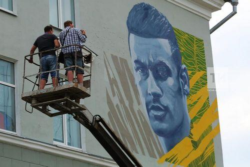 Карнавал в центре казани: бразильские болельщики встретили свою сборную в столице татарстана