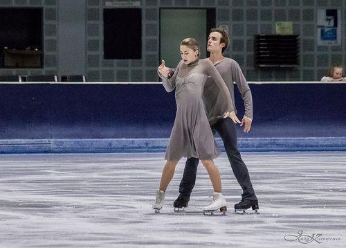Катарина мюллер и тим дик о своем произвольном танце сезона 2018-2019