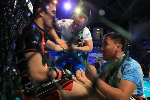 Казахстан произвел фурор на чемпионате мира по мма