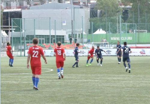 Казахстан стал чемпионом мира по арт-футболу