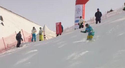 Казахстанские звезды фристайла готовятся к олимпийскими играм