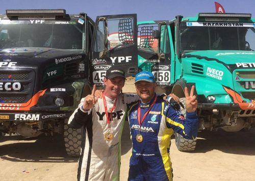Казахстанский гонщик артур ардавичус взял серебро на кубке мира