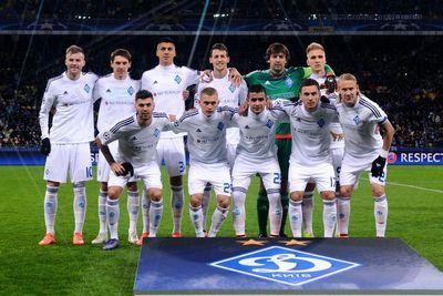 Киевское динамо второй матч подряд забило четыре гола