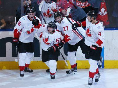 Км-2016. канада – европа. лучшие моменты финальных игр. видео