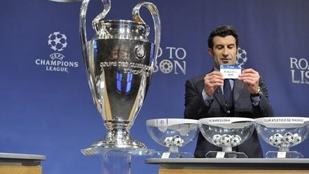 Комментарии участников лиги чемпионов и лиги европы после жеребьевки четвертьфиналов