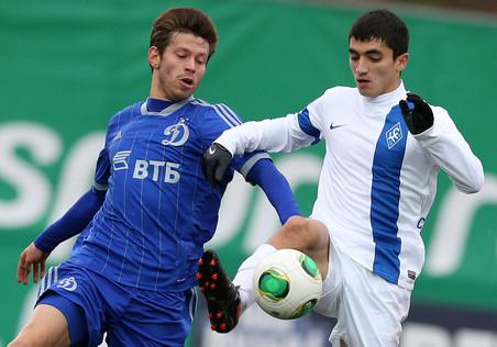 Краснодар победил рубин в 11-м туре чемпионата россии по футболу