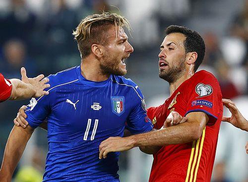 Кто спас италию в игре с испанией