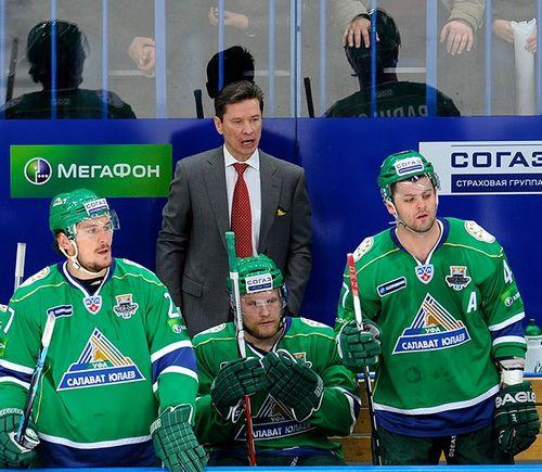 Кто заменит игоря захаркина в роли главного тренера «салавата юлаева»