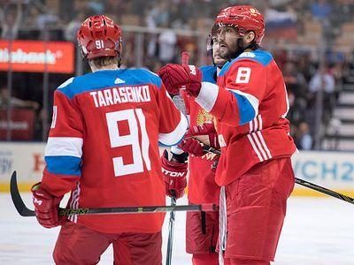 Кубок мира–2016. расклад для сборной россии в группе b