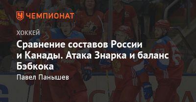 Кубок мира-2016. сравнение составов россии и канады перед полуфиналом