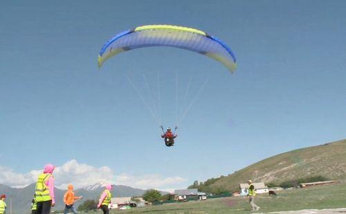 Кубок мира по парапланерному спорту прошел в алматинской области