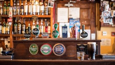 Куда уж ирландцам без пива