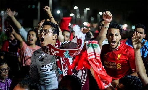Культ салаха в египте. здесь творится безумие во время матчей «ливерпуля»